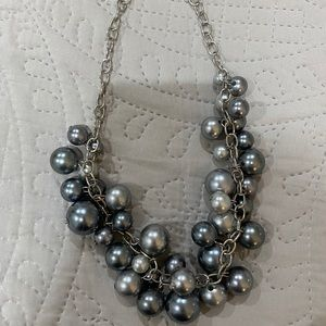 🔴Faux pearl necklace